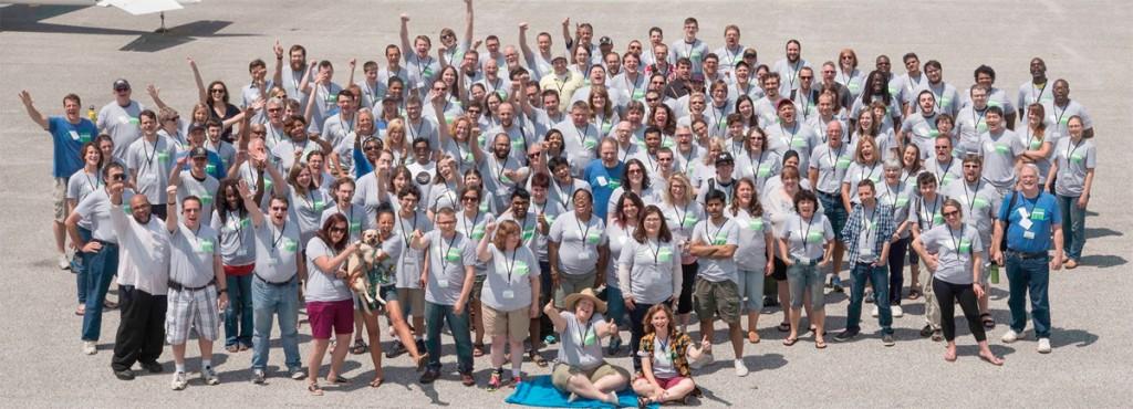 givecamp  2015 volunteers